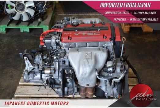 JDM Honda H22A Euro-R 98-02 Accord 2.2L VTEC TYPE-S 97-01 Prelude 5spd LSD ECU