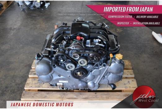 Jdm Subaru Ez30 Legacy Outback 2003-2009 3.0L Tribeca ENGINE EZ 30 H6