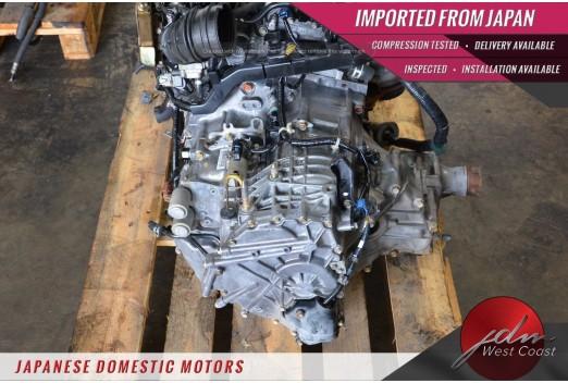 Honda CR-V AWD Transmission 02-04 K24a 2.4L Dohc i-Vtec 4x4 MKZA JDM