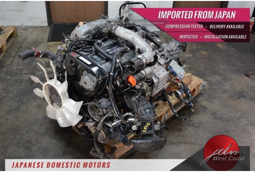 Jdm Nissan Skyline Rb25det 2.5L Inline-Six Turbo R33 SERIES-2 5SPD MT ECU WIRING TESTED✔VIDEO***