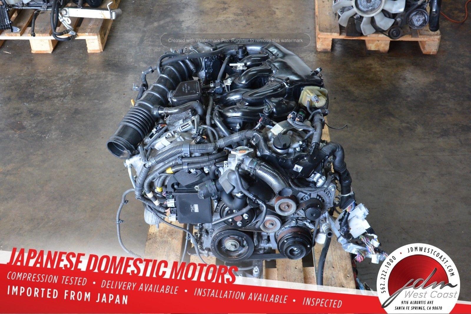 Jdm Lexus GS300 3GR Engine ONLY* 2005-2011 3GR-FSE Toyota Ecu Wiring