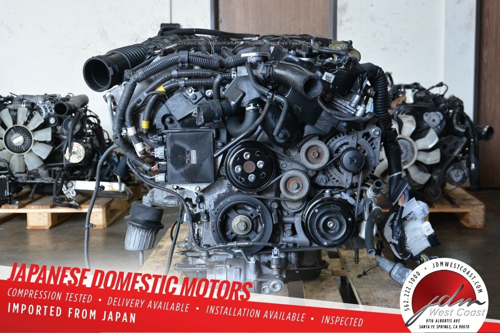 JDM 3SGE Beams Engine Toyota Altezza RS200 IS300 Dual VVTI Wiring 3S GE  Yamaha