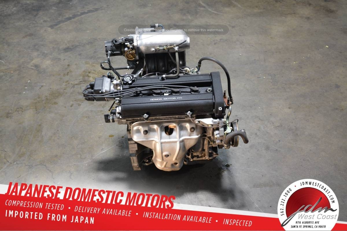 JDM B20B HONDA CRV 99-01 INTEGRA 2.0L HIGH COMPRESSION ENGINE