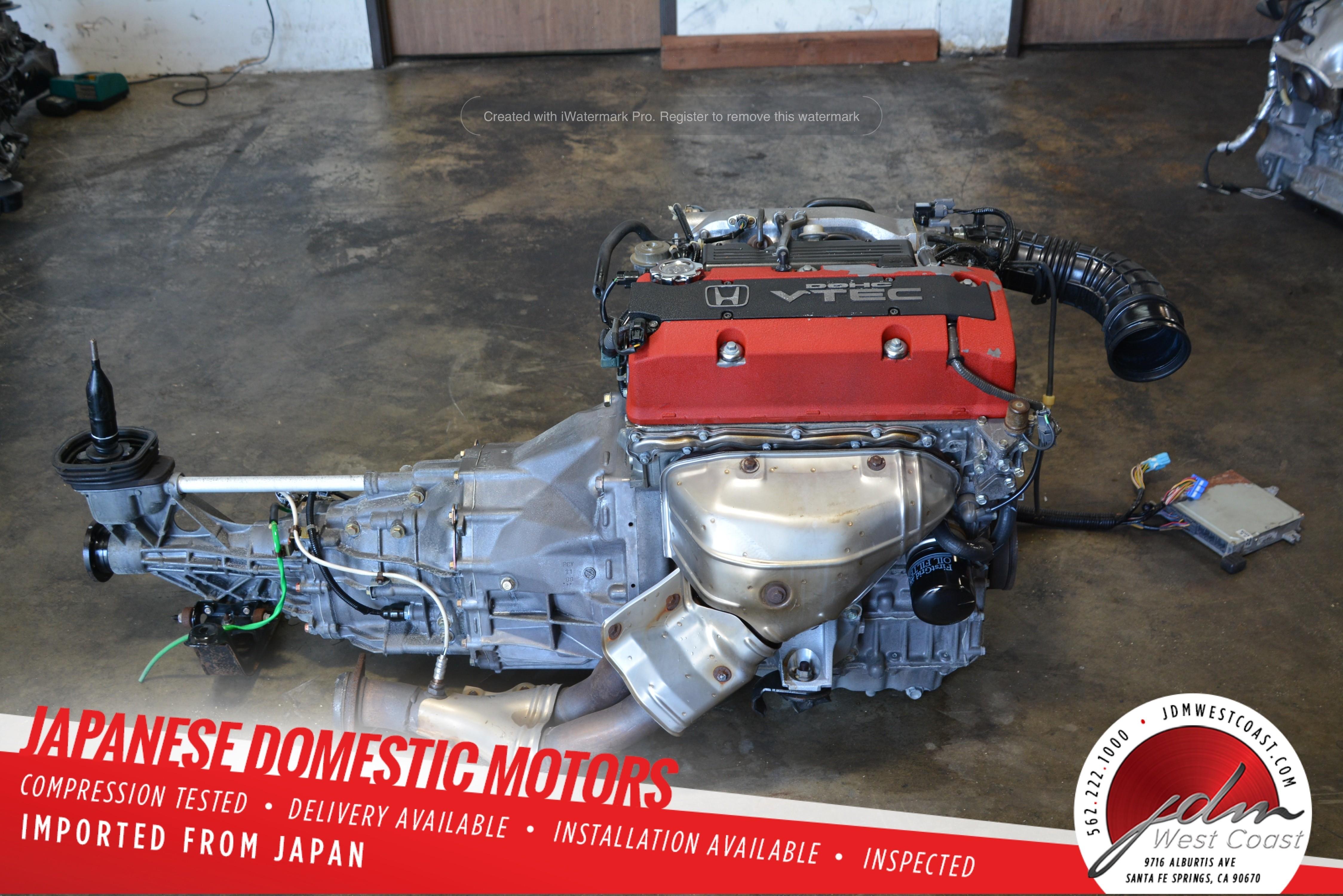 JDM HONDA F20C AP1 2000-2003 S2000