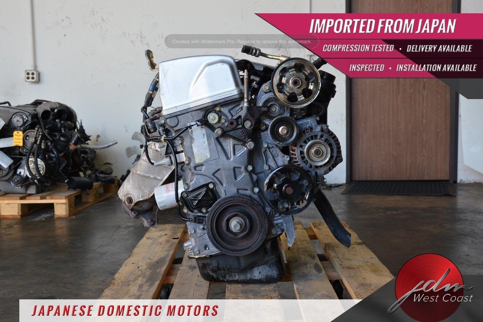 JDM Honda Ka Engine L Acura Rsx Base DOHC Civic Si EP - Acura engine