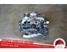 2000-2005 JDM Subaru Impreza Outback Forester Legacy Baja EJ25 NON AVCS SOHC Engine 2.5L