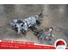 JDM Subaru Legacy Spec B 6 Speed Manual AWD Transmission 08-09