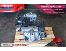 Jdm Honda CR-V B20b Hi-Comp Engine 2.0L Dohc Non-Vtec 97-01 B20 Integra LS *P8R*