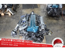 2JZGTE R154 MT 5 SPEED JDM Toyota Aristo IS300 Engine 2jz TwinTurbo VVT-i 3.0L
