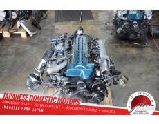 JDM 2JZGTE R154 MT 5 SPEED JDM Toyota Aristo IS300 Engine 2jz TwinTurbo VVT-i 3.0L