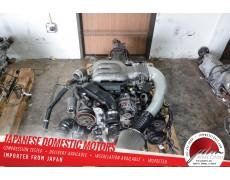 Jdm Mazda Rx-7 Engine 13B 1.3L Twin-Turbo FD3S 93-95 Rotary Auto trans