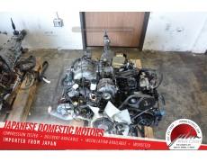 Jdm Mazda 13b Rx7 FC3S Upgraded Turbo 1.3L Rotary Engine MT 5 speed ECU S5 MOTOR