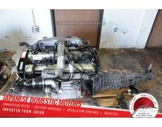 Jdm Nissan Skyline Rb20det Engine Turbo 2.0L Gts-T R32 5Spd MT ECU TESTED✔