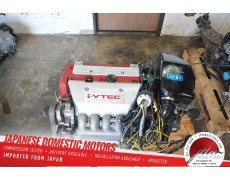 Jdm Honda K20A TYPE-R Engine 2.0L Civic EP3 I-Vtec Dohc 6Spd MT LSD axles 200HP