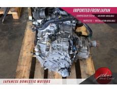 Honda CR-V AWD Transmission 02-04 K24A 2.4L DOHC i-VTEC 4x4 JDM