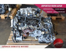 JDM Nissan Vq35de Murano Maxima Quest 2003-2007 Engine ONLY* Vq35 3.5L V6 Ecu
