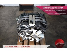 JDM NISSAN 300ZX VG30DE ENGINE 3.0L 90-95 V6 VG30 W/5SPD MANUAL TRANS Z32