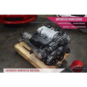 Jdm Toyota 1uzfe Lexus Sc400 Ls400 Gs400 98-00 V8 4.0L VVT-i W/AT Ecu Wiring