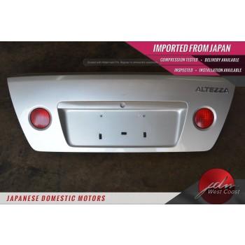 Jdm Toyota Altezza Trunk Boot Lid 98-05 Lexus Is300 GREY OEM