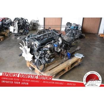 JDM Nissan Skyline GTR R33 Engine RB26DETT W/ RWD M/T Trans Complete Ecu