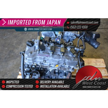 JDM NISSAN SENTRA QG18DE 03-06 1.8L DOHC ENGINE ONLY QG18 4CYL