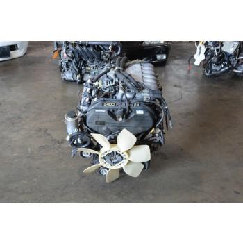 JDM 5VZ TOYOTA TACOMA ENGINE 95-02 V6 3.4L 5VZFE 96-02 4RUNNER 95-98 T100