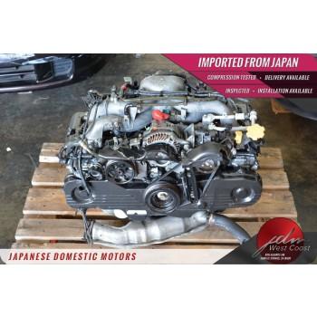 JDM Subaru Ej20 Sohc 00-04 Outback Legacy 2.0L Engine* EJ25 REPLACEMENT