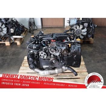 Jdm Subaru Impreza WRX Engine 2008-2012 2.0L Turbo Dual Avcs Ej255 Replace EJ20Y
