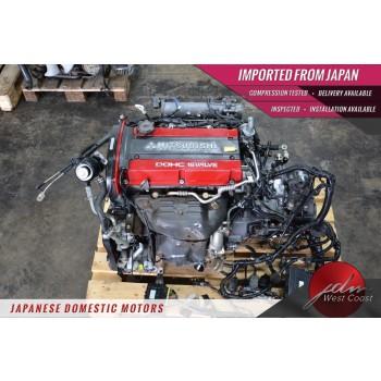 JDM 4G63 Mitsubishi Lancer Evolution 5-6 2.0L DOHC Turbo Engine EVO 6