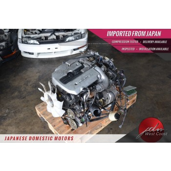 Jdm Nissan Rb25det NEO Skyline R34 2.5L INLINE-6 TURBO ENGINE ECU TESTED✔VIDEO