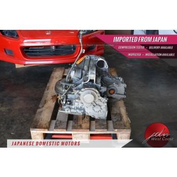 JDM Nissan Altima Qr25de Automatic Transmission 2002-2006 2.5L 4cyl.