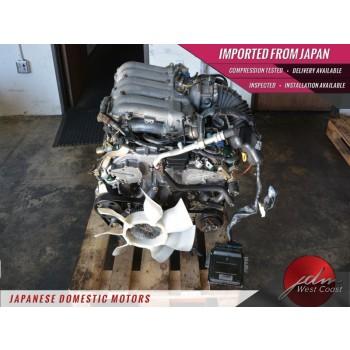 Jdm VQ35de Nissan Pathfinder Vq35 Engine 2001-20004 V6 3.5L Infinti Qx4