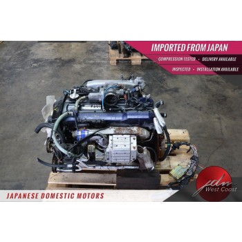 Jdm Nissan Rb25det SKYLINE 2.5L Inline-Six Turbo R33 SERIES-2 TESTED✔