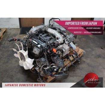 Jdm Nissan Skyline Rb25det 2.5L Inline-Six Turbo R33 SERIES-2 5SPD MT ECU WIRING TESTED✔VIDEO***