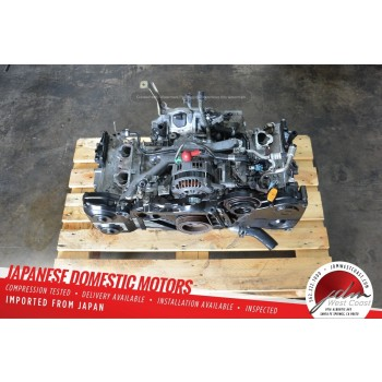SUBARU IMPREZA WRX ENGINE 02-05 TURBO EJ205 LONGBLOCK 2.0 NON-AVCS JDM