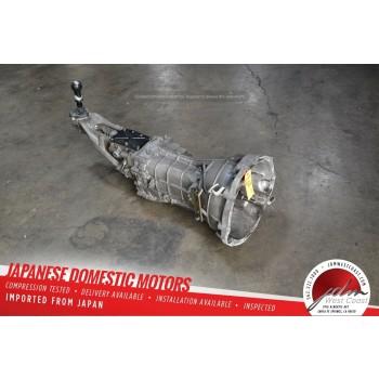 JDM NISSAN 350Z INFINITI G35 03-05 RWD 6 SPEED MANUAL TRANSMISSION CD01