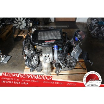 Jdm 3sgte 5th gen Engine Toyota Caldina 2.0L ST246 2004-2007 ENGINE ONLY