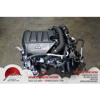 JDM 4B11 Mitsubishi Lancer RALLIART Turbo 4Cyl MIVEC DOHC 2008-2015