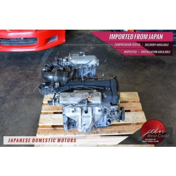 Jdm B20B Honda Cr-V Engine P8R B20 99-01 Low-comp 2.0 Dohc Integra
