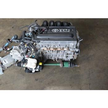 JDM 1ZZ FE Engine MR2 Spyder MRS with 6 speed SMT Sequential Transmission 1.8L DOHC VVTI 1ZZ